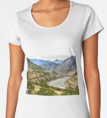 Rocky Mountains Women's Premium T-Shirt