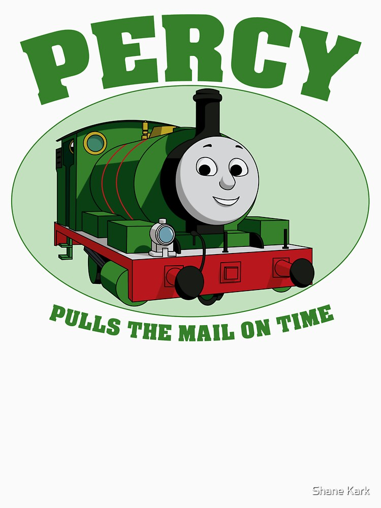Percy - Pulls The Mail On Time by sweetdemise