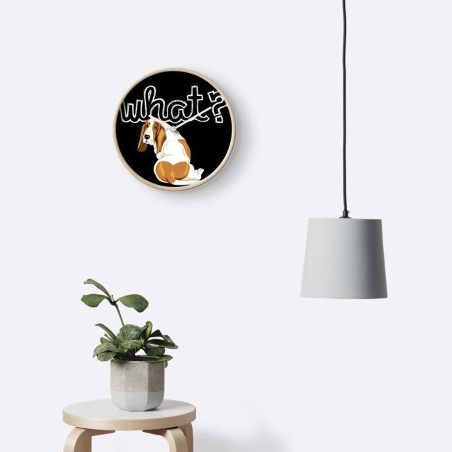 Basset hound what? by waldogs