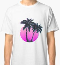 Miami Palm VHS Classic T-Shirt