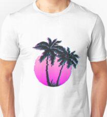 Miami Palm VHS Unisex T-Shirt
