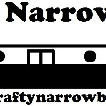 Crafty Narrowboat Logo by ckrocks007