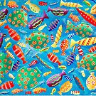 Tropical Fish by Julie Nicholls