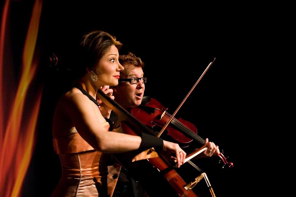 String Fever by Belinda  Strodder