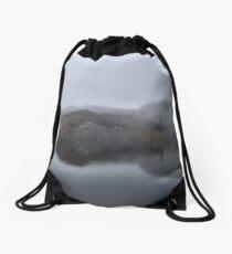 Immersed Drawstring Bag