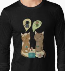 Geek Cats  T-Shirt