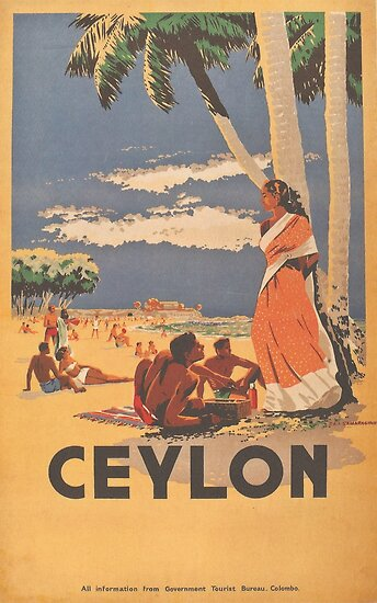 Ceylon by vintagetravel