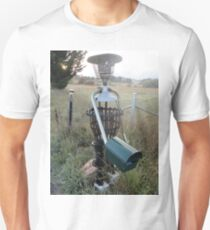 Letterbox Man,Braidwood,Australia 2017 Unisex T-Shirt