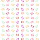 Macaron pattern by Marjolein Schattevoet