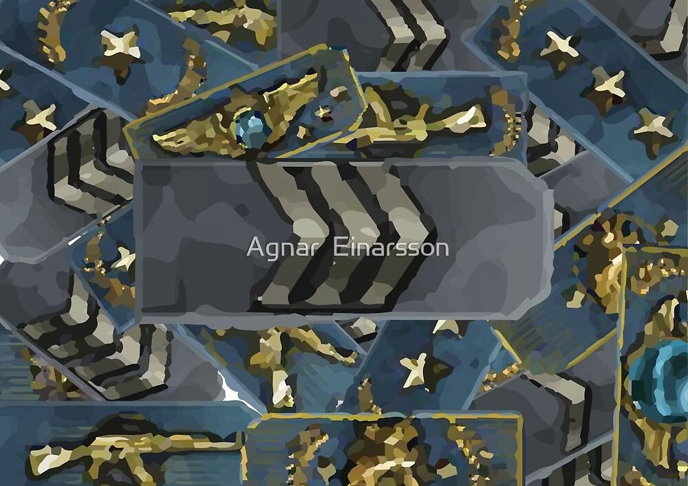 Rankmash Silver 3 by Agnar  Einarsson