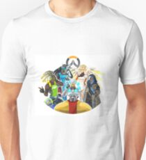 SUPPORT HEROES Unisex T-Shirt