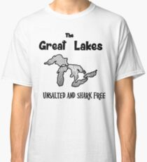 the great lakes unsalted  Classic T-Shirt