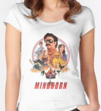Mindhorn The Man Who Always Tell The Truth Women's Fitted Scoop T-Shirt