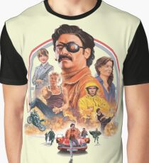 Mindhorn The Man Who Always Tell The Truth Graphic T-Shirt