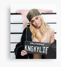 kim kardashian Metal Print