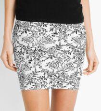 Full Moon Tea Reversed Mini Skirt