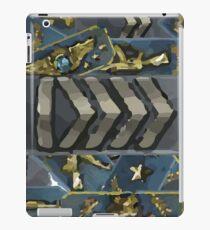 Rankmash Silver elite iPad Case/Skin