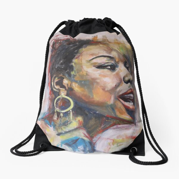 I got LIFE!!! Drawstring Bag