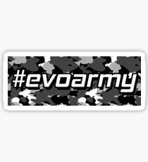 Evo Army Sticker