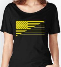 AnCap U.S.A. Women's Relaxed Fit T-Shirt