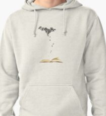 Fall into place. Pullover Hoodie