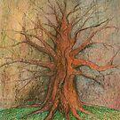 Old Tree by Wojtek Kowalski