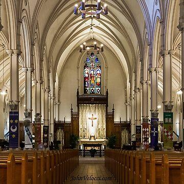 St. Basil's Catholic Church by baneling