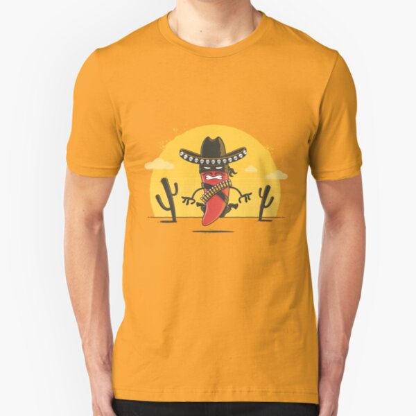 Chili Desperado Slim Fit T-Shirt