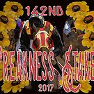 142nd Preakness Stakes - Horse Racing by Ginny Luttrell