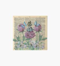 Alice In Wonderland - Wonderland Garden Art Board