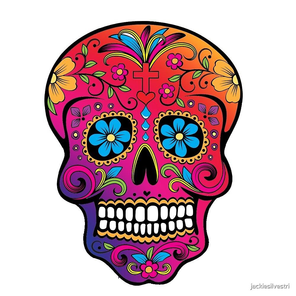 Sugar Skull by jackiesilvestri