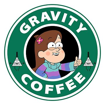 Gravity Mabel Coffee by TeeGrayWolf