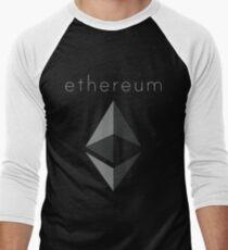 Ethereum Project  Men's Baseball ¾ T-Shirt