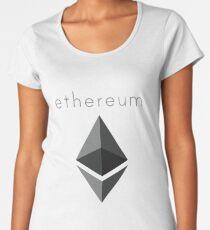 Ethereum Project  Women's Premium T-Shirt