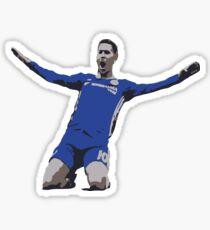 Eden Hazard  (chelsea) Sticker