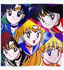 Sailor Senshi Poster