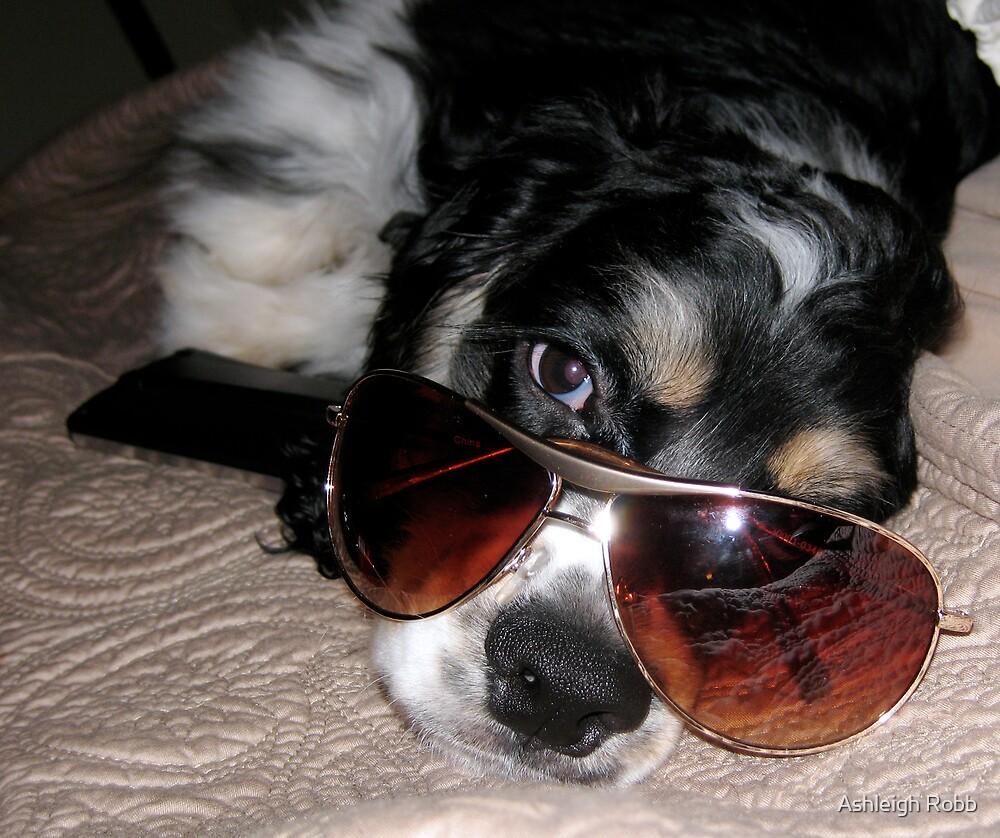 Bad To The Doggie Bone! by Ashleigh Robb
