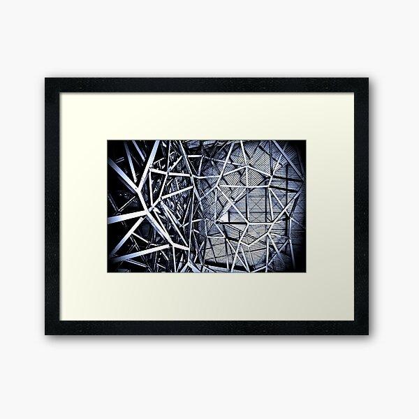 Fed ceiling. Framed Art Print