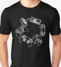 Controller Circle Slim Fit T-Shirt