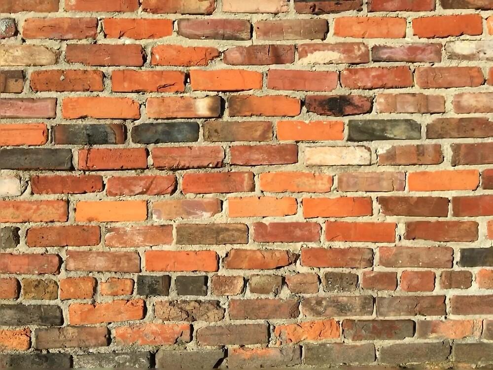 Brick Wall 1 by ATJones