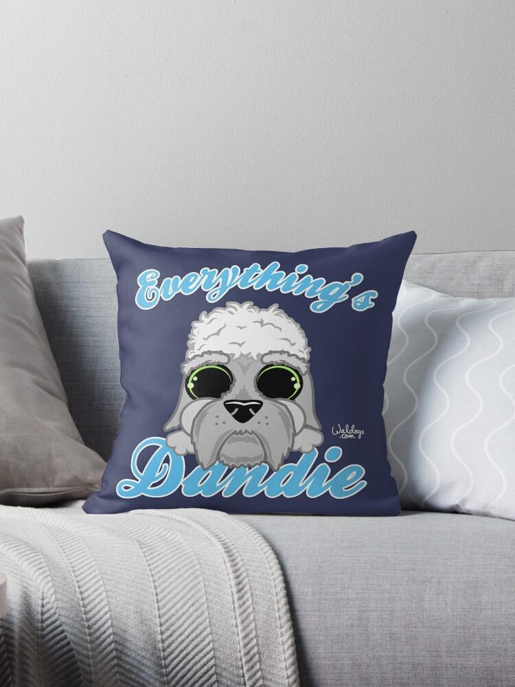 Everything is dandie! (dinmont terrier!) by waldogs
