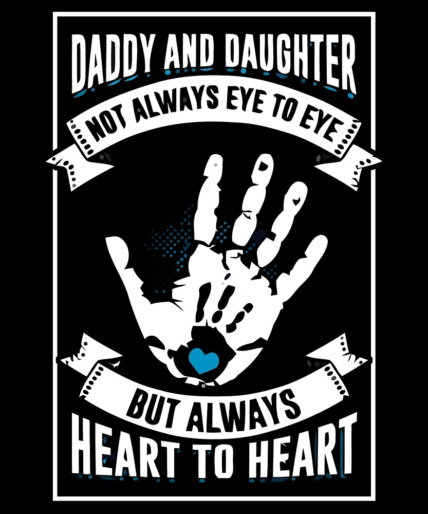 Daddy DaughterT Shirt gifts Dad And Daughter by chihai