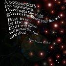 Rilke poem by TeaseTees