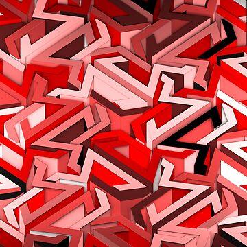 a-Maze-ing by elektronen