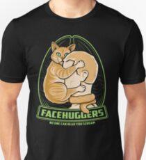 Facehuggers Unisex T-Shirt