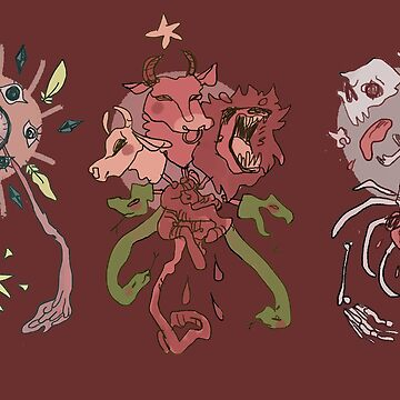 Angel Demon Designs by neap