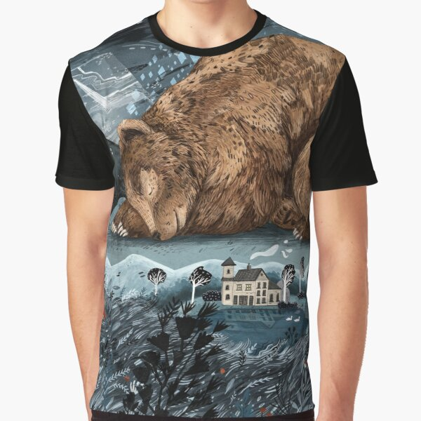 The Lake House Graphic T-Shirt