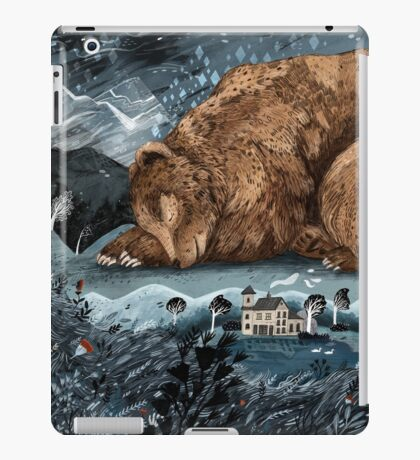 The Lake House iPad Case/Skin
