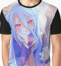 Shiro - No Game No Life Graphic T-Shirt