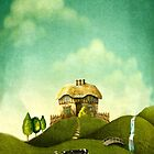 The House On The Hill... by Rubyblossom
